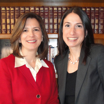 Elise and Margaret both named Top Woman Attorney in Massachusetts