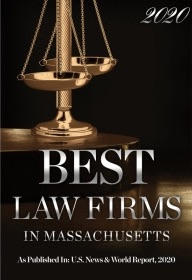 Pinkham Busny Selected for U.S. News & World Report 2020 Best Law Firms in Massachusetts